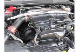 lexus is300 k n intake gs300 header heatshield v2