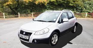used fiat sedici diesel for sale motors co uk