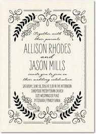 easy wedding invitation wording breakdown