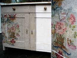 decorative paint ideas wooden furniture decoration with stencils