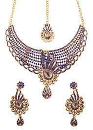 indian jewelry necklace sets images Touchstone indian bollywood tinsel town exclusive jpg