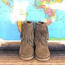 ugg emalie waterproof wedge bootie nordstrom s ugg wedge ankle boots on poshmark