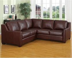 Brown Leather Sectional Sofa by Leather Sectional Sofas