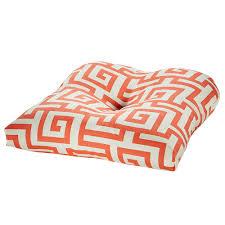 outdoor patio chair cushion