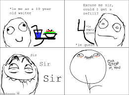 Oh Stop It U Meme - ragegenerator rage comic oh stop it you