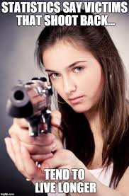 Meme Caption Maker - girl with gun meme generator imgflip