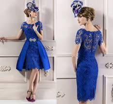 online get cheap royal blue cocktail dress lace aliexpress