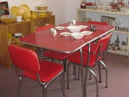 top retro kitchen table ideas