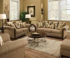 Simmons Upholstery Simmons Upholstery Tiki Upholstery 3 Piece Living Room Set 8007