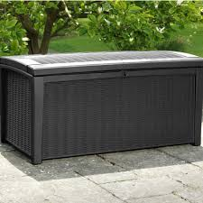 Patio Cushion Storage Waterproof Cushion Storage Box