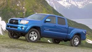 toyota recall tacoma recall roundup toyota tacoma for airbag bolts issue