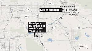 San Bernardino County Map Shooting In San Bernardino What Happened Where La Times
