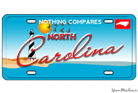 personalized photo plate how to buy a personalized license plate in carolina