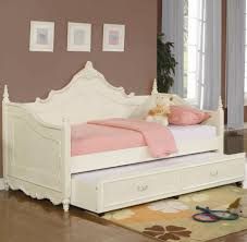 daybeds wonderful white metal daybed with trundle awesome daybed