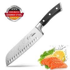 couteau de cuisine professionnel japonais notre avis d expert sur ce couteau japonais santoku professionnel