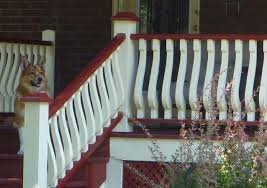 victorian porch wood post turning and railing products ontario