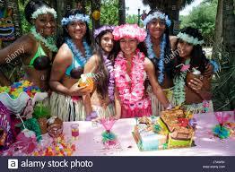 luau party miami florida shore park luau party