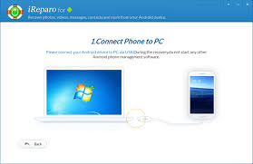 connect android to pc how to use ireparo for android