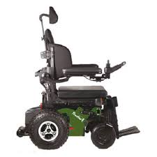 Drive Wheel Chair V6 Frontier Rear Wheel Drive Rehab Wheelchair By Innovation In Motion