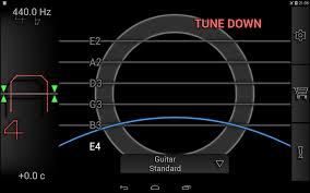 guitar tuna apk pitchlab guitar tuner pro 1 0 20 apk android