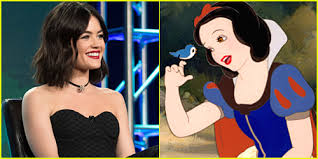 five times hale was actually snow white in disguise
