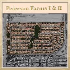 Map Of Chandler Az Peterson Farms Chandler Arizona By Standard Pacific Homes