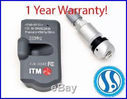 honda crv tire pressure monitoring system set 4 honda crv 2007 2014 tire pressure sensors oem replacement