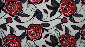 Sofa Fabric Stores Printed Fabric From China Wholesalers Suppliers Flower Design Warp