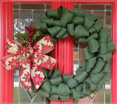 artificial wreaths decorated express air modern home