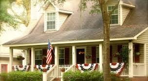 Ideas For Curb Appeal - easy ways to add curb appeal americana decor ideas for your