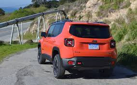 jeep renegade orange 2015 jeep renegade small but still a jeep 9 34