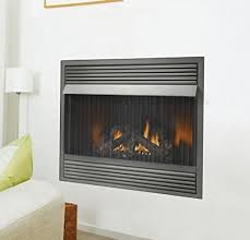 Btu Gas Fireplace - amazon com napoleon gvf36 30 000 btu vent free zero clearance gas