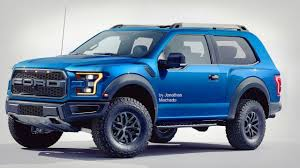 ford bronco 2017 2020 ford bronco side image car preview and rumors