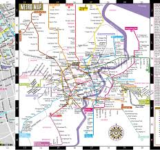Map Of Shanghai Streetwise Shanghai Map Laminated City Center Street Map Of