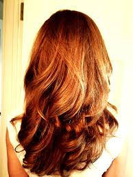 rounded layer haircuts a long layered haircut i did long uniform layers then round