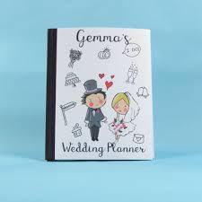 custom wedding planner wedding gift creative wedding planner gift book a wedding day