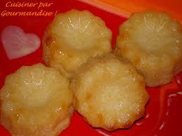 cuisiner la semoule mini gâteaux de semoule à la noix de coco cuisiner par gourmandise