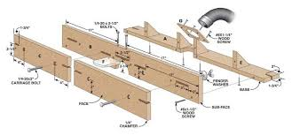 How To Make A Router Table Fence Diy Router Fence Plans Router