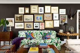 inside a 1920s colonial house with artistic flair dove set sofa