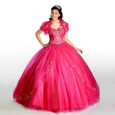 fuchsia quinceanera dresses amazing 2017 fuchsia beading gowns quinceanera dress