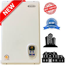 excel pro natural gas 6 6 gpm tankless gas water heater whole
