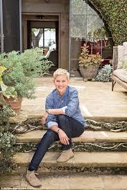 Ellen DeGeneres Is Nervous About Releasing Book About Interior - Home design book