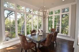 Dining Room Additions With Lots Of Windows Sunroom Dining Design - Dining room windows
