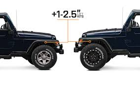 jeep suspension lift 1997 2006 jeep wrangler lift kits extremeterrain free shipping