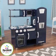 Kidkraft Island Kitchen by Kidkraft Navy Vintage Kitchen 53296 Kenangorgun Com