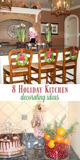 kitchen christmas decorating ideas 8 kitchen holiday decorating ideas to steal easy diy christmas decor