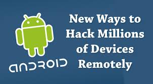 how to hack an android phone from a computer how to hack millions of android phones using stagefright bug