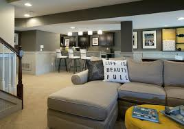 foothill drive project formal living roominterior grey paint room