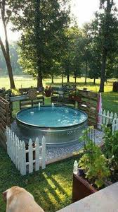 Backyard Above Ground Pool Ideas 52 Best Above Ground Pools Images On Pinterest Swiming Pool