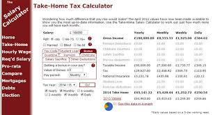 como calcular el sueldo neto mexico 2016 calculadora de salarios brutos y netos diario de un londinense